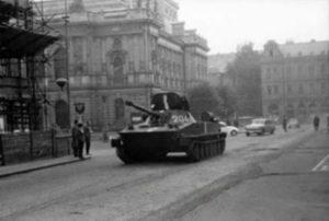 PT-76B - Praha 1968