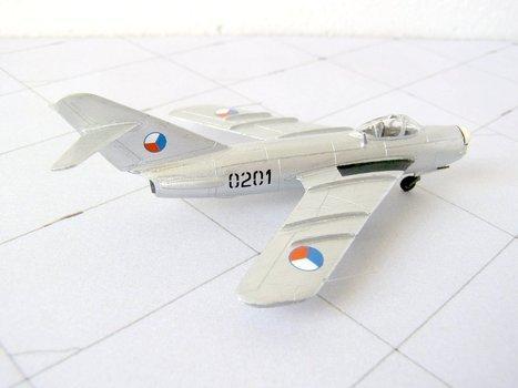 MiG-17PF (1:144)