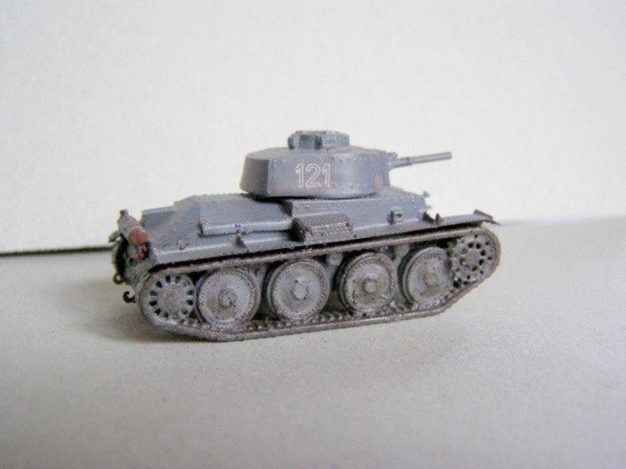 PzKpfw.38(t) Ausf. A