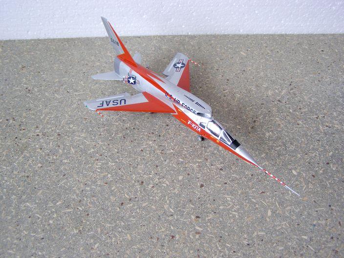 F-107A