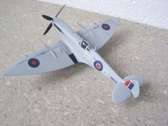 Spitfire F.Mk.VII
