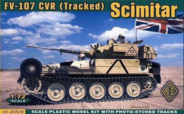 Alvis FV-107 CVR (T) Scimitar (ACE)