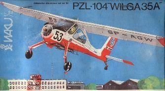 PZL PZL-104 Wilga 35A (BR-Vaku)