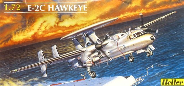 Grumman E-2C Hawkeye (Heller)