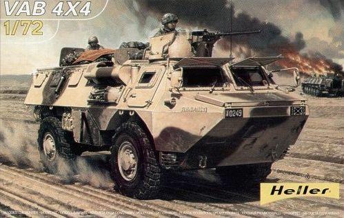 Renault-Saviem VAB 4x4 (Heller)