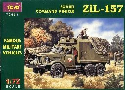 ZiL 157 Command Vehicle (ICM)