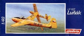 Let LF-107 Luňák (Modela)