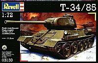 T-34/85 (Revell)