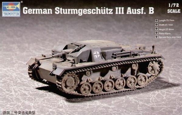 StuG.III Ausf. B (Trumpeter)